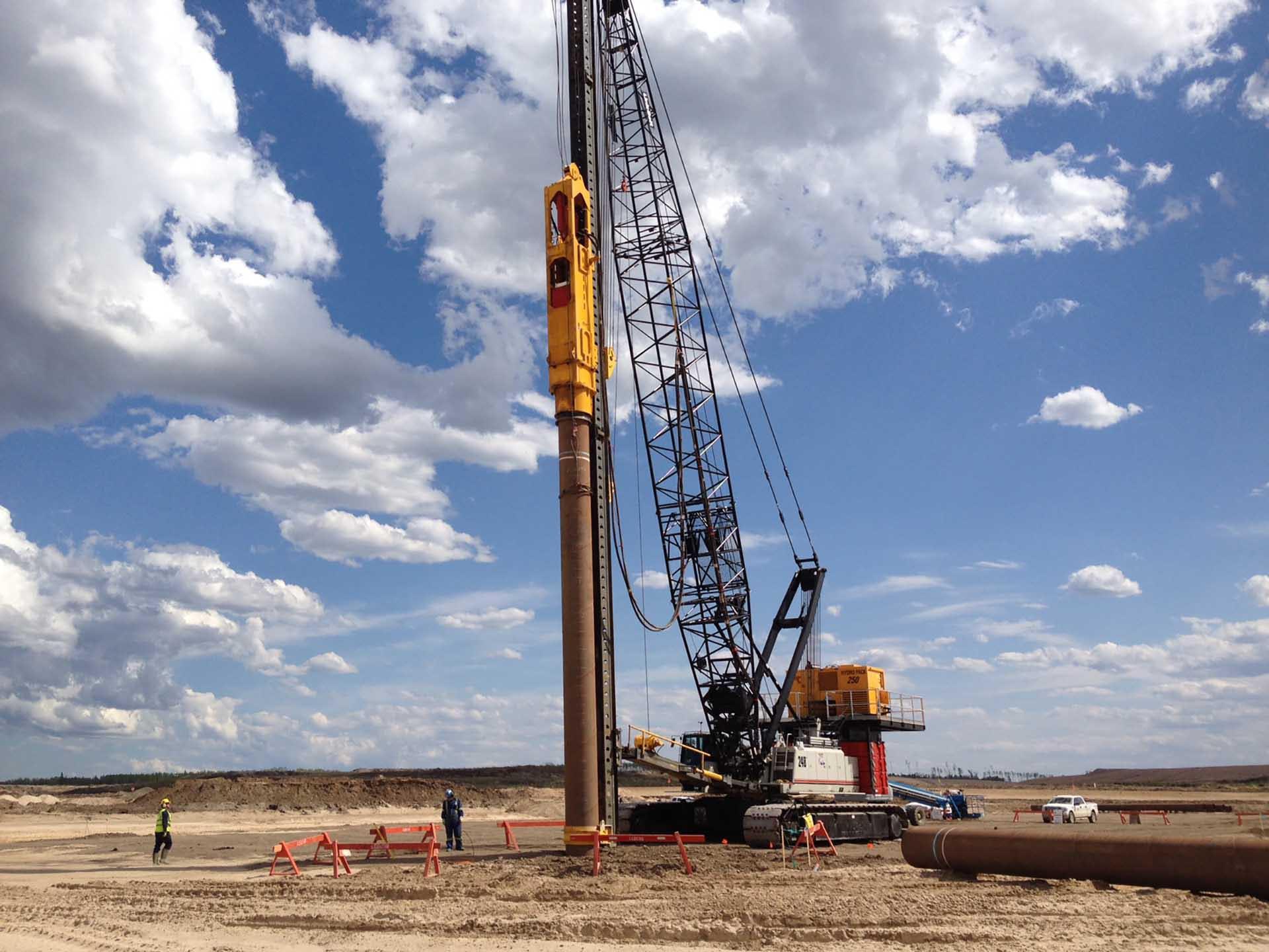 Jinnings Equipment – Diesel Hammers | Hydraulic Hammers